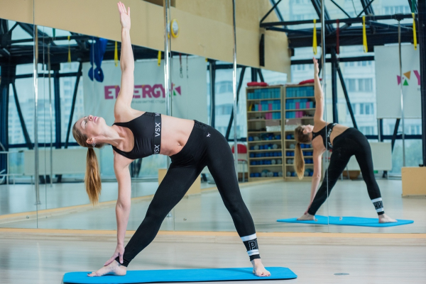 Приглашаем на занятия по йоге